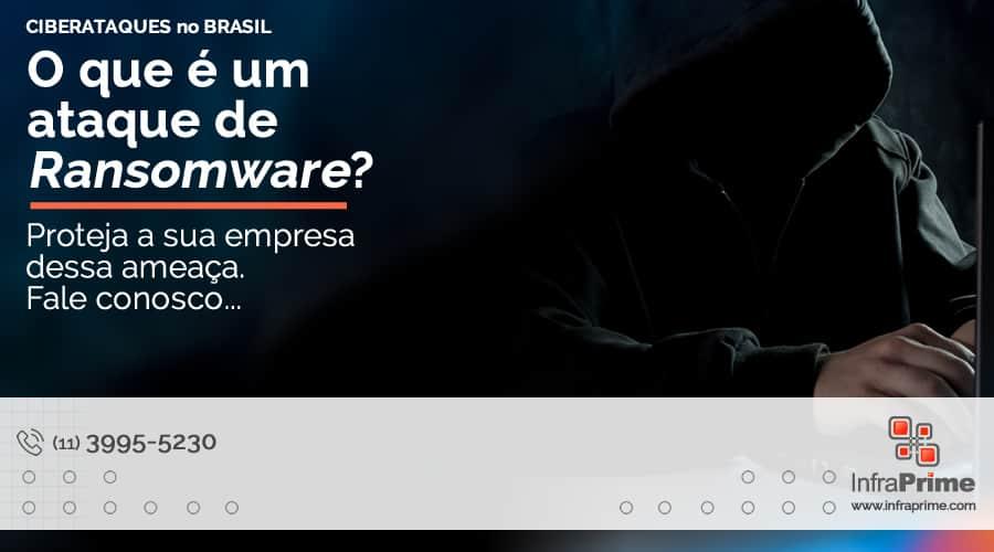 Infraprime fala sobre o Ransomware e como proteger a sua infraestrutura de TI. Imagem: Bermix Studio no Unsplash.