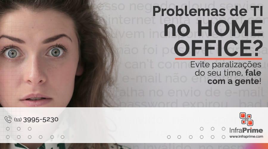Infraprime mostra como resolver problemas de TI no home office. Imagem: Andrea Piacquadio no Pexels.